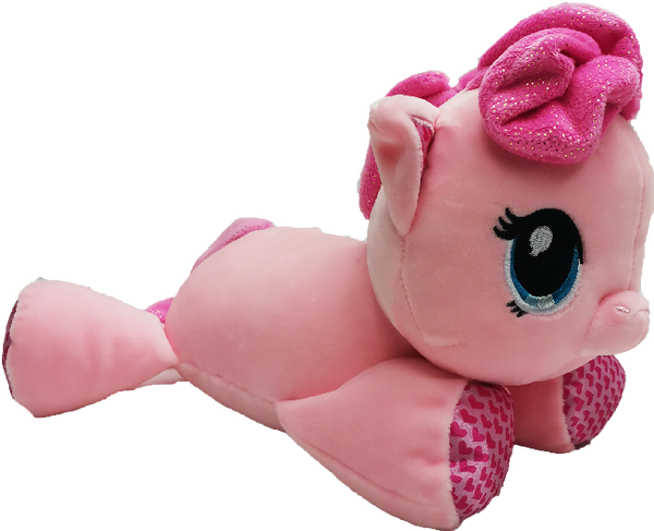 My Little Pony Floppy Plush Toy - Pink