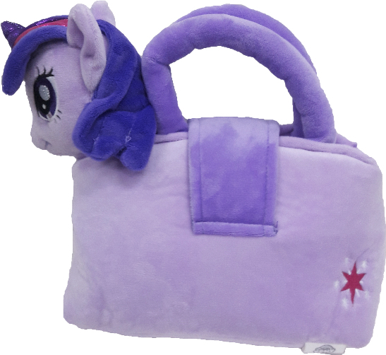 My Little Pony Plush Handbag - Purple