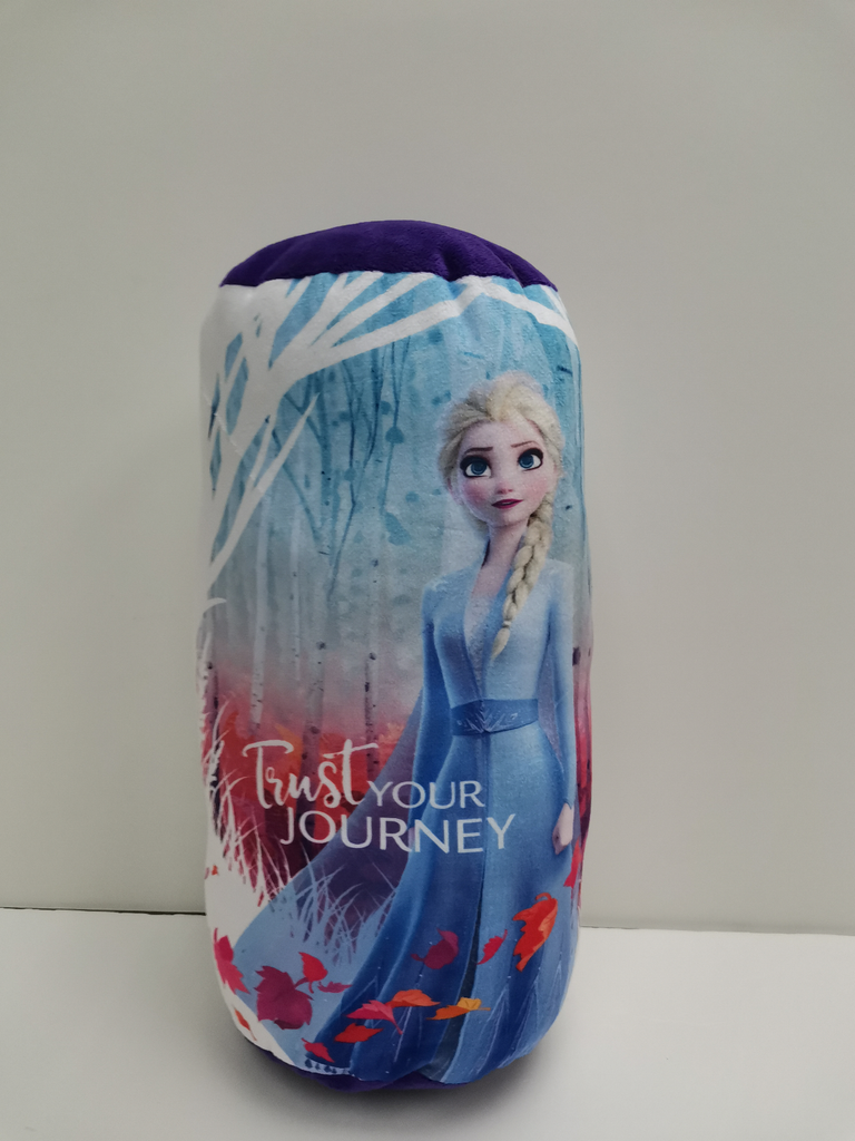 Disney Frozen 2 Roll Cushion / Bolster - Elsa
