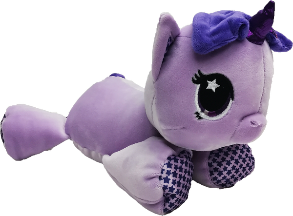 My Little Pony Floppy Plush Toy - Purple