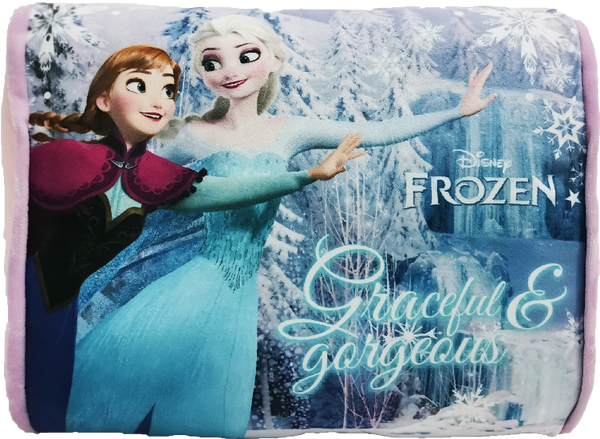 Disney Frozen Rectangular Cushion - Grace & Gorgeous