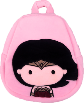Justice League Chibi Plush Backpack