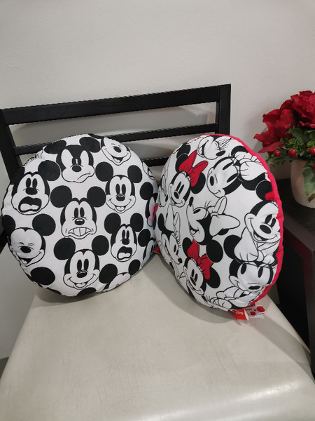 Mickey Mouse Round Cushion