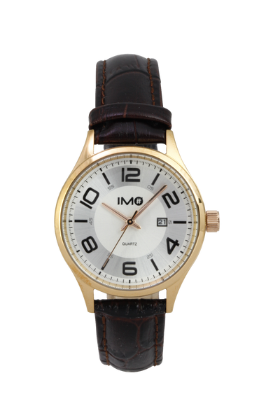 IMO THE DUO - Antique White (Lady) - IMO Watch