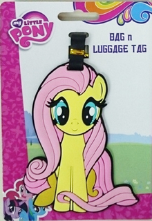 My Little Pony Luggage Tag