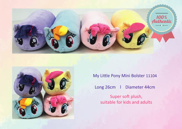 My Little Pony Mini Bolster - Pinkie Pink