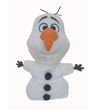 Disney Frozen Hand Puppet Toy - Olaf
