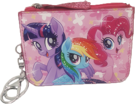 My Little Pony Card Wallet - Pink