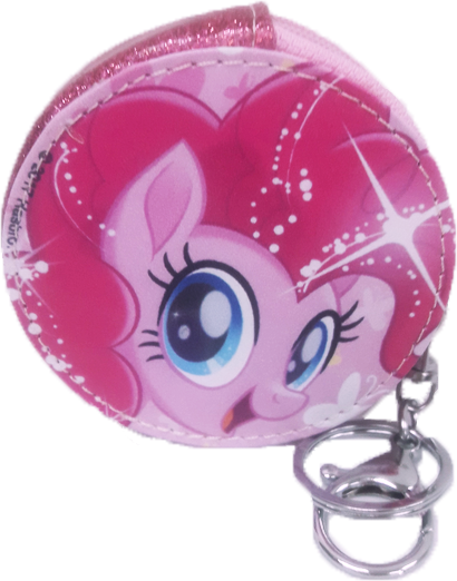 My Little Pony Round Coin Purse - Pink