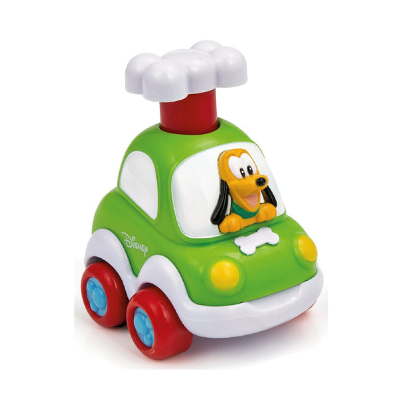 Disney Baby Press & Go Car - Goofy