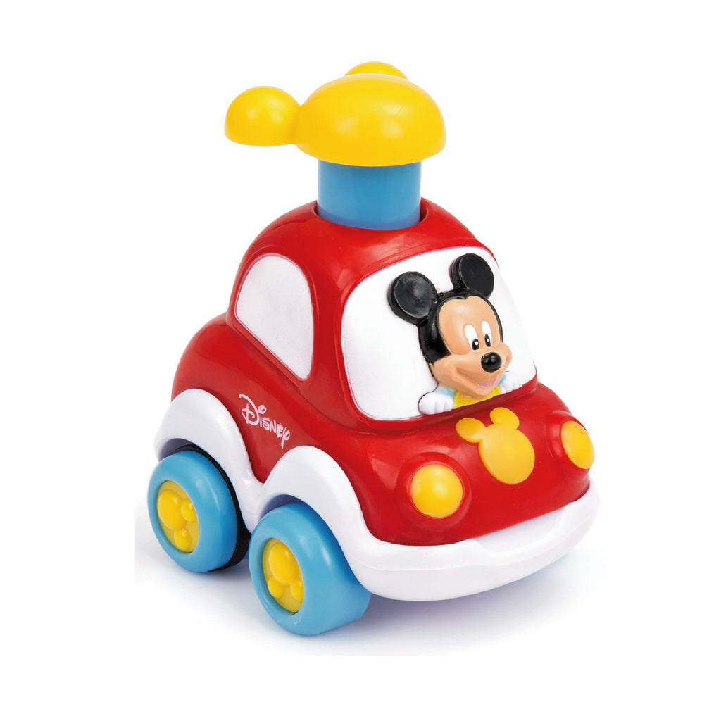 Disney Baby Press & Go Car - Mickey