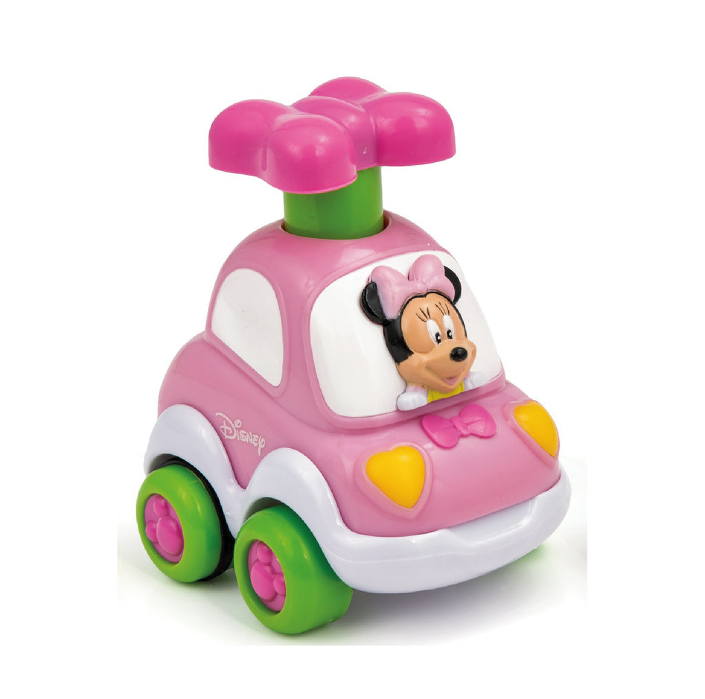 Disney Baby Press & Go Car - Minnie