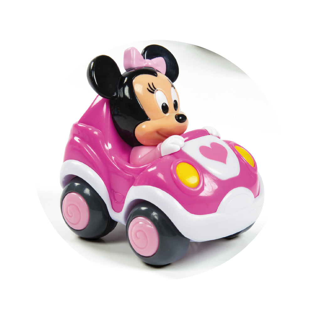 Disney Baby Pull Back Car - Minnie