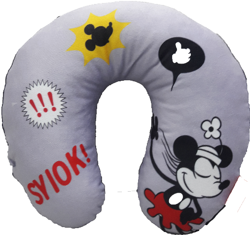 Disney Go Local X Disney Minnie Neck Cushion #Syiok