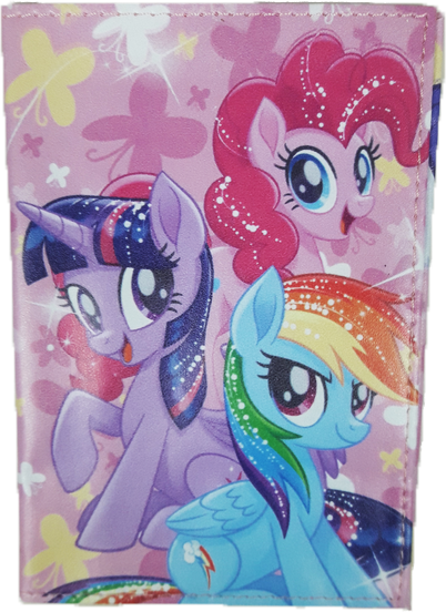 My Little Pony Passport Holder - Pink
