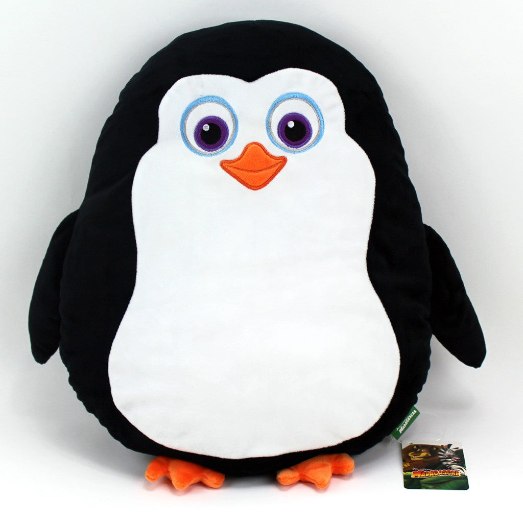 Dreamworks Shaped Cushion - Penguin