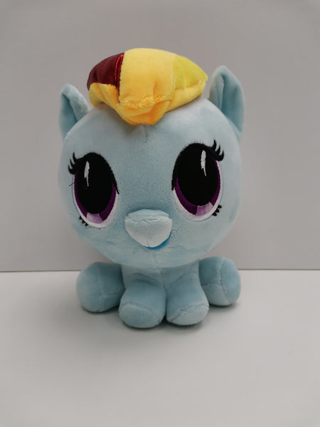My Little Pony Playskool Baby Sitting Plush - Blue