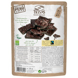 Belgian Thins Dark 85% Organic Dark Chocolate 120g