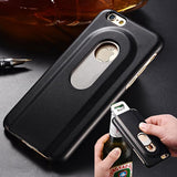 Elegant Beer Bottle Opener Protective Case For Apple iPhone 6