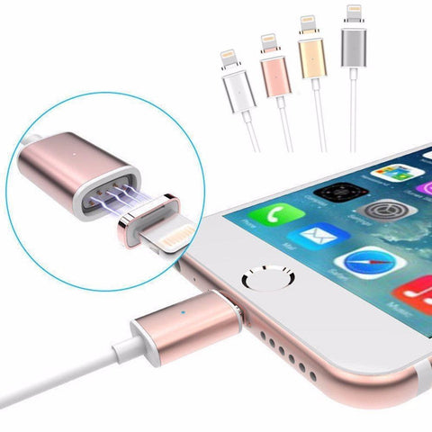 Magnetic USB Charger Cable for iPhone 6 /5s/6S Plus/iPad + Free Shipping!
