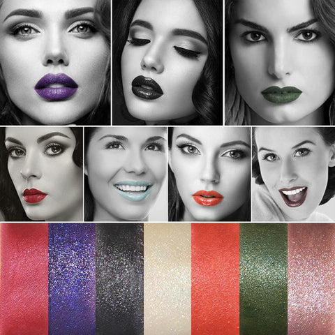 Amazing Glitter Lipstick, 4 colors - Free Shipping!
