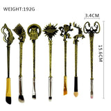 8 x pcs Game of Thrones Inspired Makeup Brush Set - FREE SHIPPING!