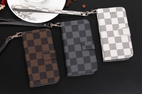 Luxury Grid Phone Wallet - FREE SHIPPING!