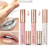 10 Colors Metallic Tint Nude Liquid Lipstick - FREE SHIPPING!