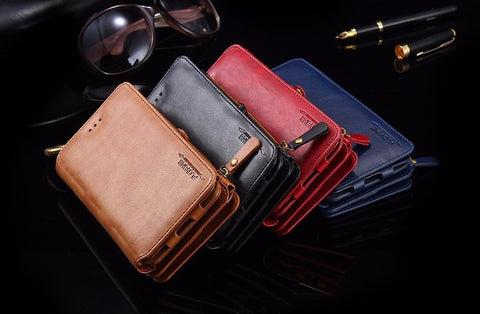 Luxury iPhone Wallet + Free Shipping