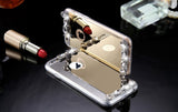 Rhinestone Mirror iPhone Case + Free Shipping!
