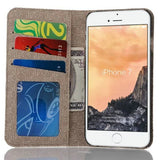 Luxury Pattern iPhone Wallet + Free Shipping!