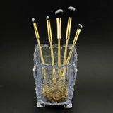 Amazing Rotating Horcrux Time Turner Makeup Brush Set - Free Shipping!