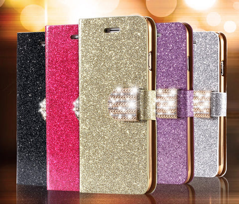 Bling Glitter Samsung Case + Free Shipping