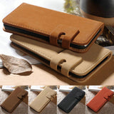 Vintage Retro Magnetic Flip iPhone Case + Free Shipping