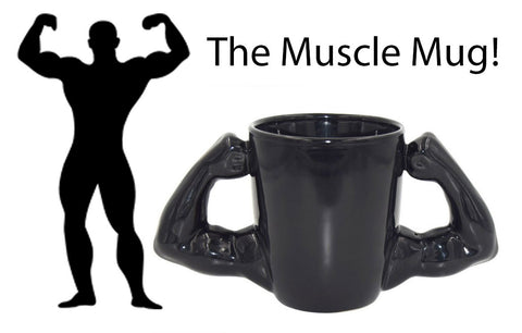The Muscle Mug + Free Shipping!