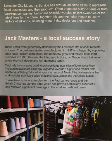 jack masters success story