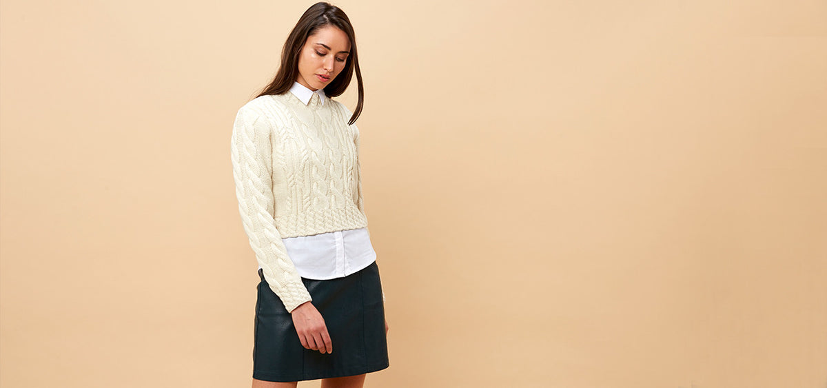 Womenswear knitwear manufacturer UK