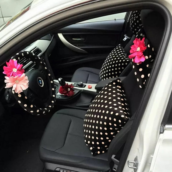 Car accessories for girls carsoda for How to decorate your car interior