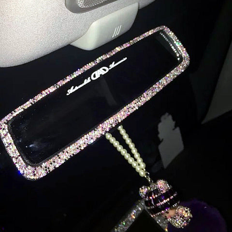 swarovski crystal auto accessories