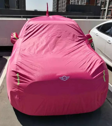 mini cooper car cover