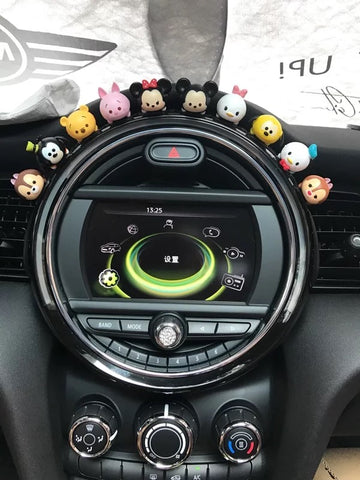 mini cooper cute decoration