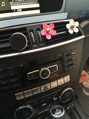 Small Daisy Car Air Vent Mounted Decoration