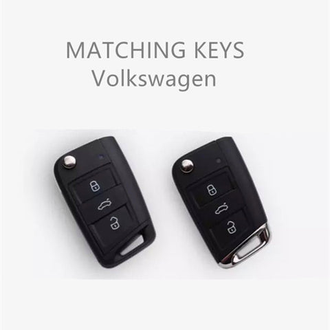 matching vw keys for bling case
