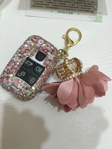 Range Rover Land Rover Jaguar XF Discovery Bling Car Key Holder