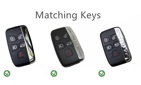 Range Rover Land Rover Jaguar XF Discovery Bling Car Key
