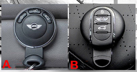 mini cooper key types