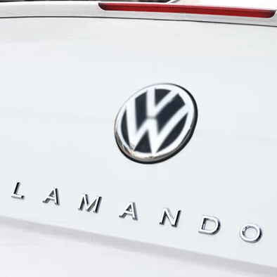 LAMANDO VW Volkswagen Rear Emblem Decal