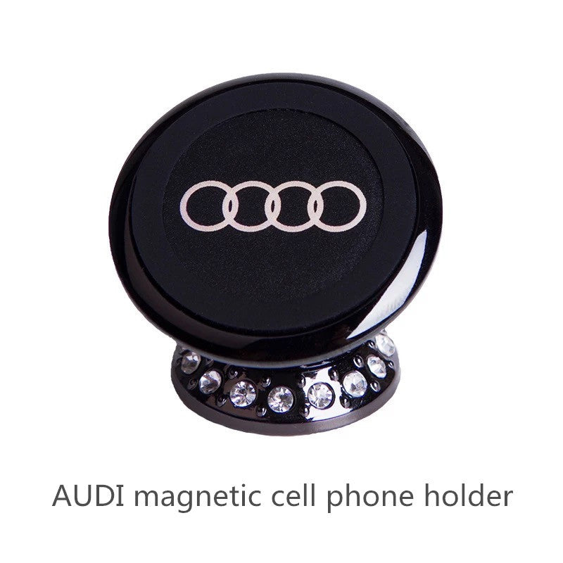 Magnetic Bling Cell Phone Holder for AUDI - Carsoda - 1