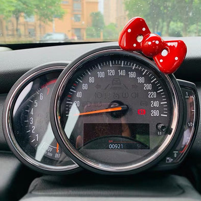 Minnie mickey Inspired Dashboard Decor for Mini Cooper