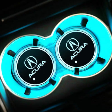 Acura LED illuminating Cup Coaster (USB charged)